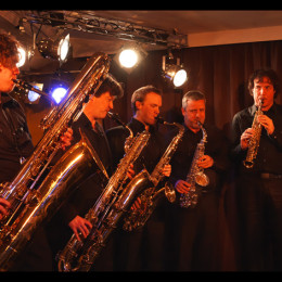 Gents Saxcollectief