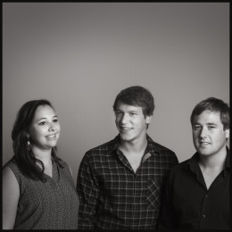 Harrison Steingueldoir Trio
