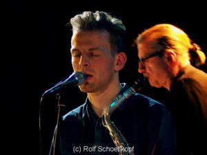 Sander und Volker