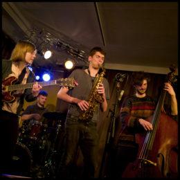 Rebekka Van Bockstal Quartet